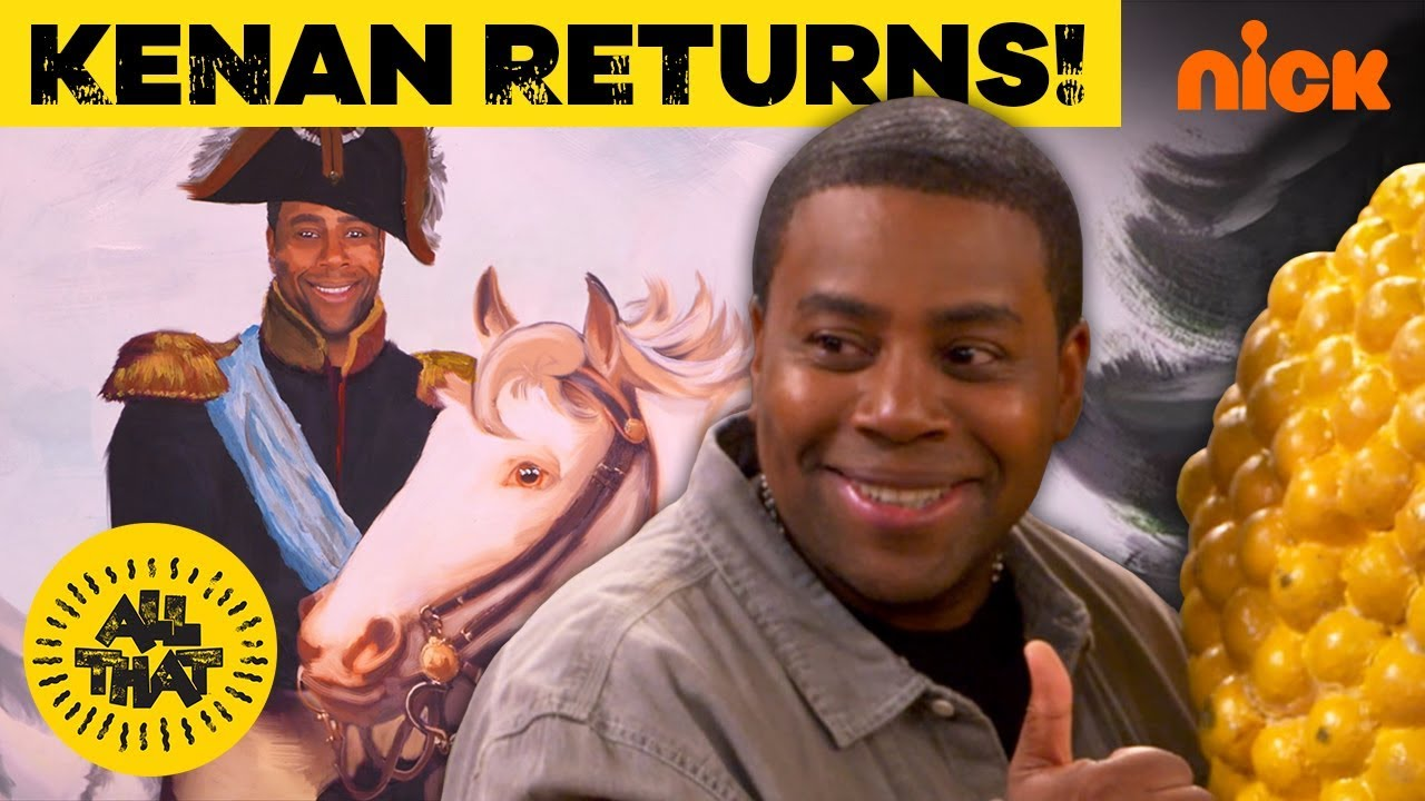 Download Kenan Thompson RETURNS To All That… No One Notices 😬