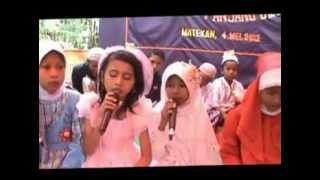 Sholawat Hadrah Yunior Matekan Probolinggo 2 - Ultah Puput ke-9