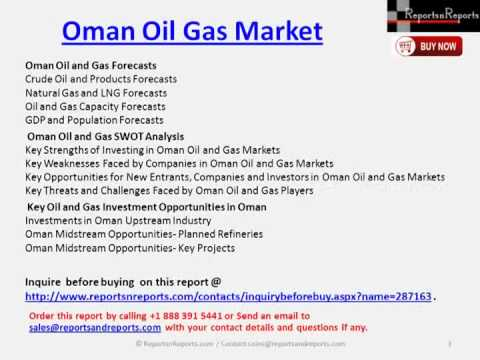 Research Report on Oman Oil Gas Industry, 2014