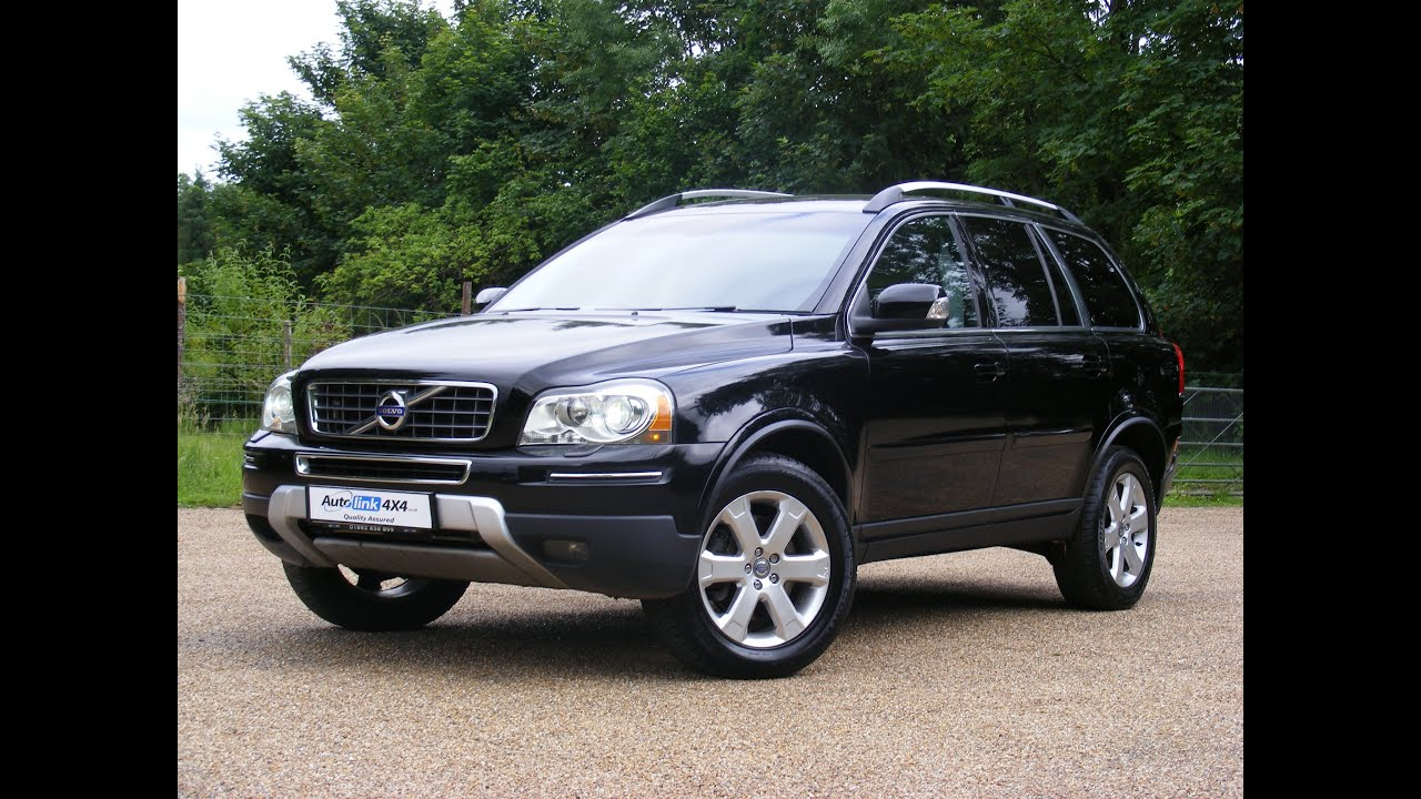 2010 volvo xc90 2 4 d5 se lux awd for sale in tonbridge kent youtube. Black Bedroom Furniture Sets. Home Design Ideas