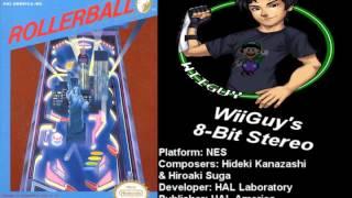 Rollerball (NES) Soundtrack - 8BitStereo