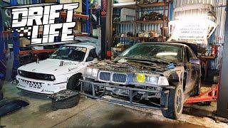 Drift Life # 28 - DriftCar Repair BMW E36