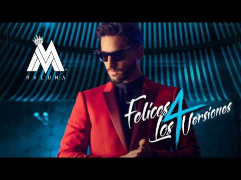 Maluma - Felices los 4 (Urban Version)