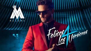 Maluma - Felices los 4 (Urban Version)