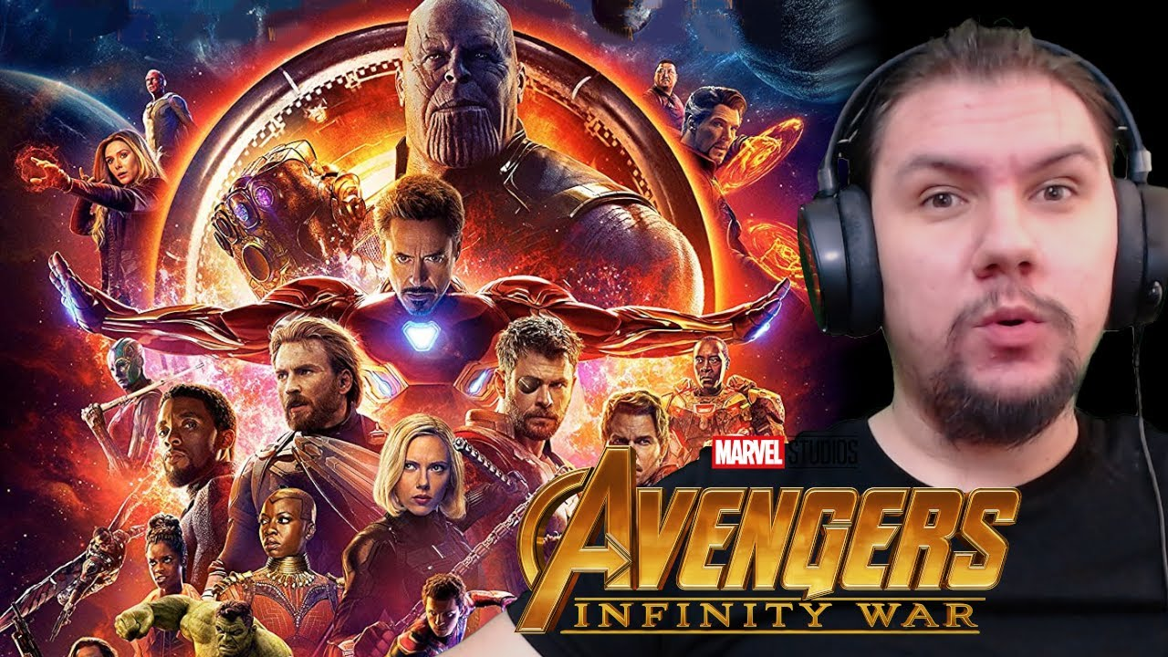 Download Avengers Infinity War (2018) Movie Reaction   First Time Watching MCU