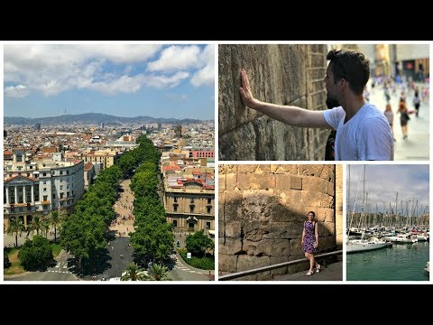 Barcelona | Tavel Vlog Two - Our First Full Day!