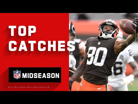 Top Catches Midseason | NFL 2020 Highlights