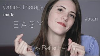 Online Therapy w/ BetterHelp | AD