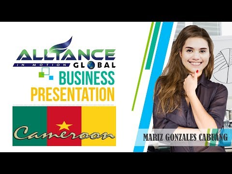 AIM GLOBAL CAMEROON : GP Business Presentation