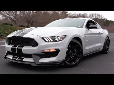 2016/2017 Ford Mustang Shelby GT350: Road Test & In Depth Review
