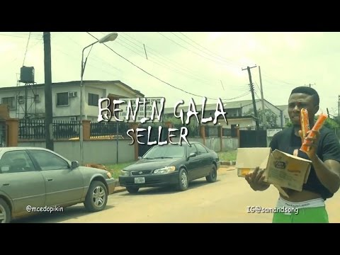 MC EDO PIKIN THE BENIN GALA SELLER (THE BEST COMEDY SKIT EVER)