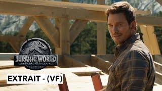 Jurassic World : Fallen Kingdom   extrait : Claire et Owen, les retrouvailles   (VF)