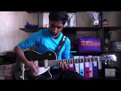Hillsong Deep of Your grace lead guitar
