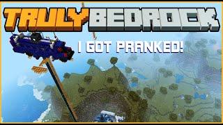 We Got PRANKED! | TrulyBedrock SMP | S1:Ep23