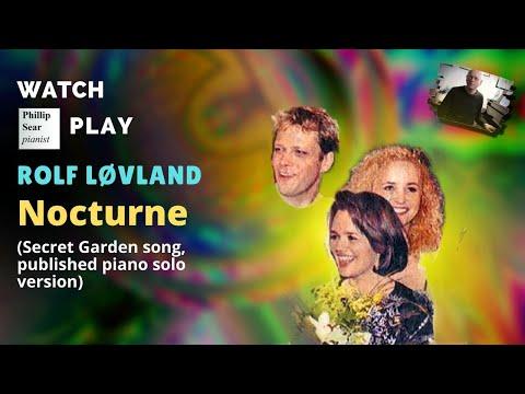 Клип Rolf Lovland - Nocturne