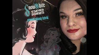 Snow White Disney Premiers Series Makeup Tutorial