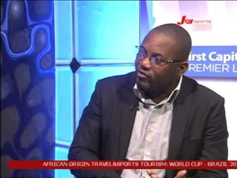 FIRST CAPITAL PLUS SHOW 19 03 14 WITH GEORGE ADDO JNR