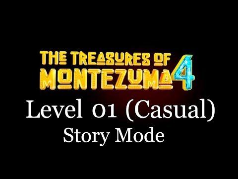 Treasures of Montezuma 3 bonus levels