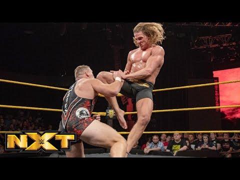 Matt Riddle vs. Luke Menzies: WWE NXT, Oct. 31, 2018