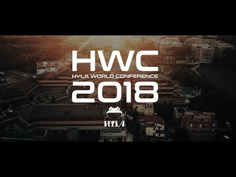 Hyla World Confernce 2018 | ROME - Italy