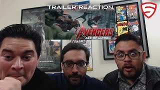 Marvel's Avengers: Age of Ultron Trailer #3 Reaction!