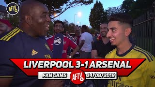 Liverpool 3-1 Arsenal  | Xhaka & Guendouzi Should Not Play Together! (Liverpool& Arsenal Fans)