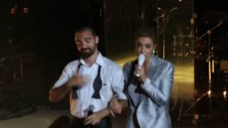 Sıla - Dünya Kızılçay Ateşle Oynama düet Bodrum konseri 2017