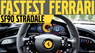 Fastest Ferrari - SF90 Stradale Review Part 1 of 2