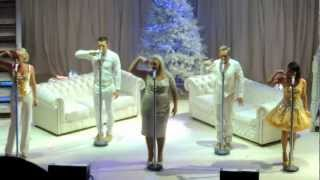 Steps - Chain Reaction (Diana Ross Cover). Winter Tour, London, Christmas Concert 02/12/12