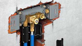 VOLA 100 Hard wall Fitting instruction PEX