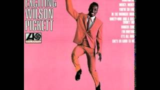 Wilson Pickett - It's All Over (1966)