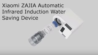 Xiaomi ZAJIA Automatic Infrared Induction Water Saving Device (2nd demo)