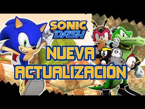 Sonic Dash: Probamos la NUEVA ACTUALIZACIÓN
