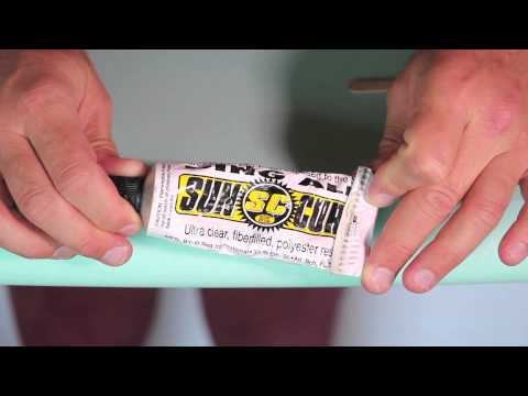 surfboard ding repair how to fix a surfboard ding no 62 compare rh youtube com Surfboard Ding Repair Nose Surfboard Stickers