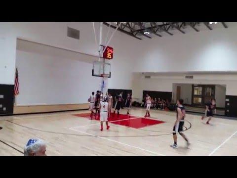 Crossroads Benjamin Terry A Force vs Shalhevet School - 2016