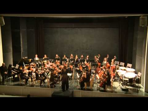 Edward Said National Conservatory of Music Orchestra - Ravel and Prokofiev