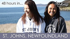 48 Hours in St. John's, Newfoundland!