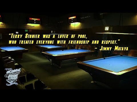 The 49th Annual Terry Stonier 9-Ball Reunion Tournament!