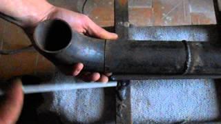 Прихватка стальных отводов перед сваркой(Последовательность прихваток круто-загнутых отводов перед сваркой., 2014-08-31T08:02:08.000Z)