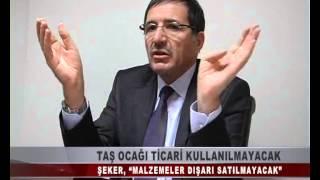 KOCAELİ TV - TAŞ OCAĞI TİCARİ KULLANILMAYACAK