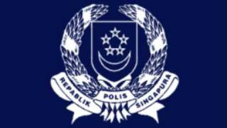 Singapore Police Force March