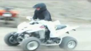 suzuki lt r450 smc cbw 300 yamaha raptor 700 and 350