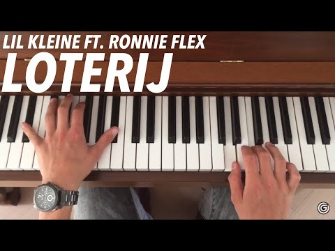 Lil Kleine - Loterij ft. Ronnie Flex [GERB& PIANO COVER]