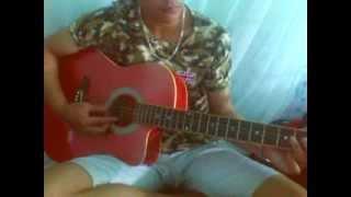 Vầng Trăng Khóc -  Jymmy Nguyễn (Guitar - Cover)
