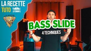 Comment faire des 808 Glide & Bass Slide ?