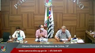 Câmara Municipal de Colina - Audiência Pública Virtual  28/05/2020