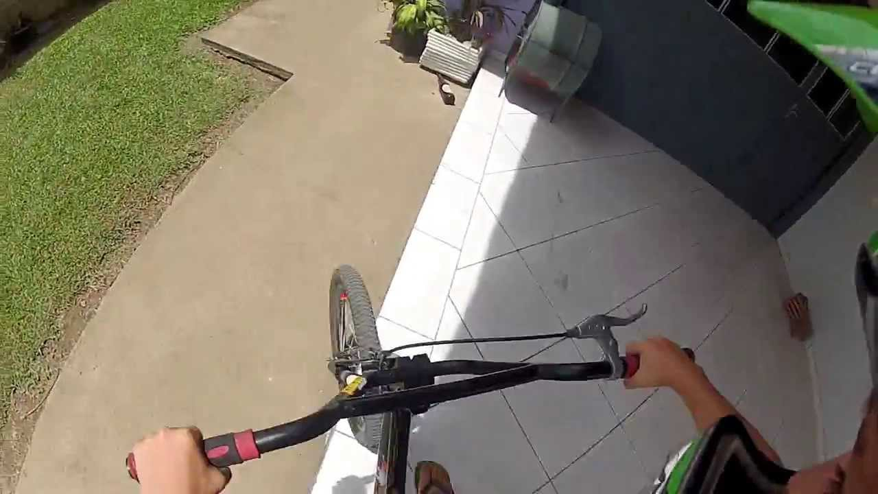 d8862c322 GoPro-testando suporte lateral bike - YouTube