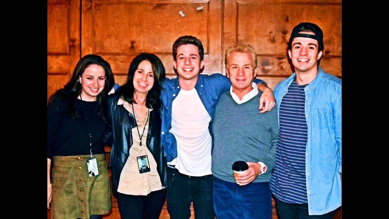 Charlie Puth's Family