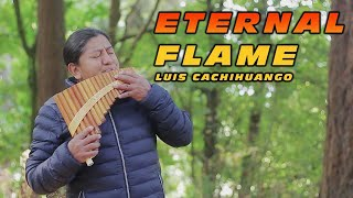 The Bangles - Eternal Flame - Pan Flute - Otavalo - Ecuador