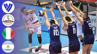 Italy vs Argentina Full Match Men s Volleyball World Cup 2015